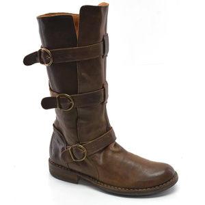 Fiorentini + Baker Eternity Strappy Boots size 37